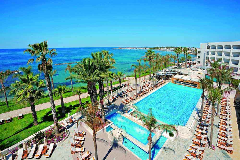 the alexander the great hotel, paphos, cyprus