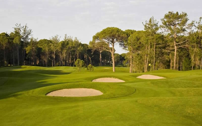 the gloria new golf course, belek, turkey