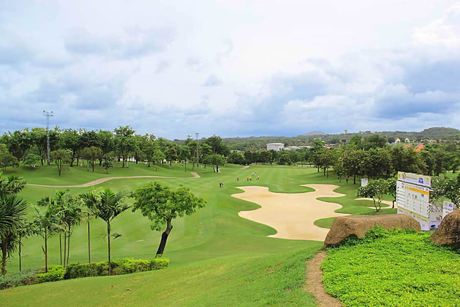 large bunkers are plentiful chabang on laem