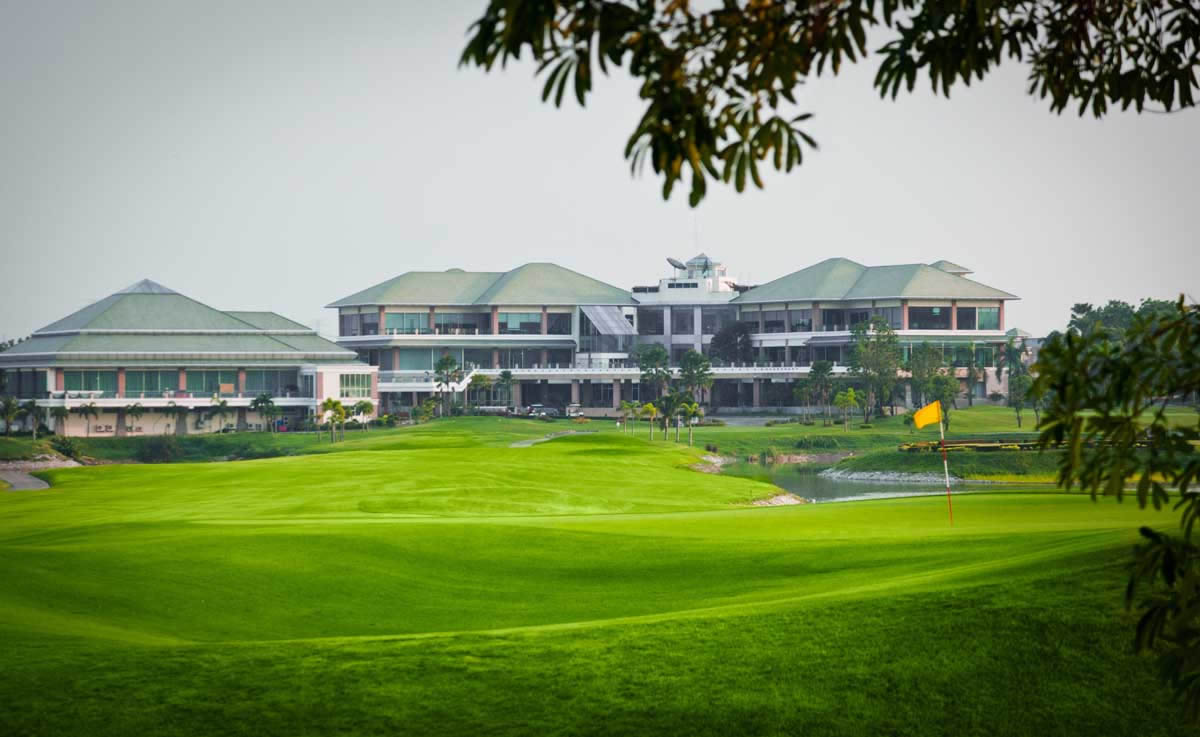 Pattana Golf Club - Pattaya, Thailand