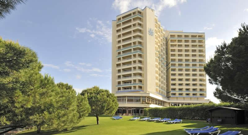 the pestana delfim hotel alvor