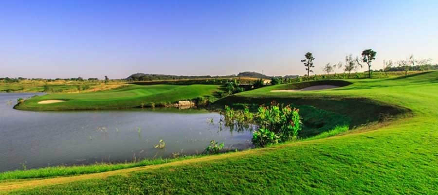 the 7th hole on the sugar cane course