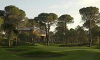 the Cornelia golf club clubhouse