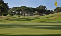 the par 3 8th at Estoril Palacio golf club