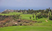 the 5th fairway at Golf del Sur