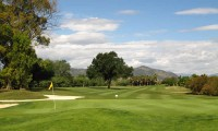 guadalhorce golf club, the 14th fairway