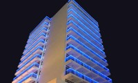 the hotel Ibersol Alay by night