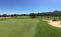 the 5th fairway at lauro