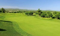 the large green on the 16th hole of pinheiros altos