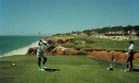 the 16th hole at Vale do Lobo Royal Golf Course