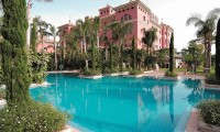 an outdoor pool - villa padierna palace hotel, costa del sol, spain