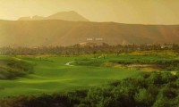 the Villaitana Poniente golf course, Benidorm