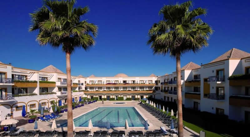 the Vila Gale Hotel Tavira