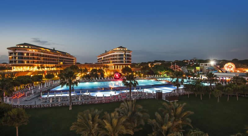 voyage golf and spa resort hotel Belek